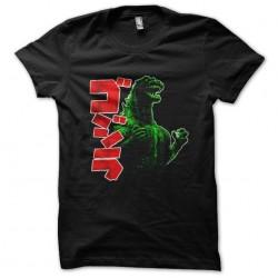 tee shirt Godzilla...