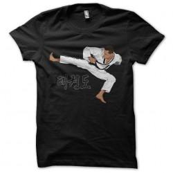 tee shirt taekwondo...