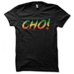 Cho Cedella Marley T-shirt black sublimation