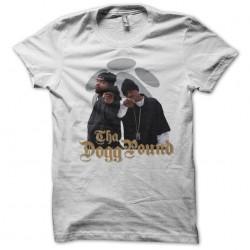 Tee shirt Tha Dogg Pound back style  sublimation