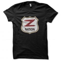 tee shirt z nation...
