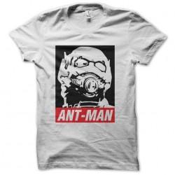 antman white sublimation t-shirt