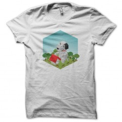 Tee shirt Ameba Pigg Snoopy  sublimation