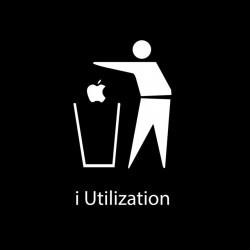 t-shirt i Utilization black sublimation