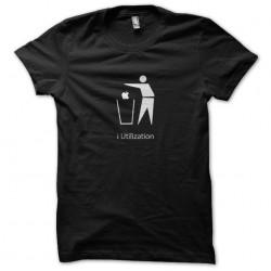 t-shirt i Utilization black...