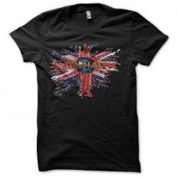 t-shirt def leppard black...