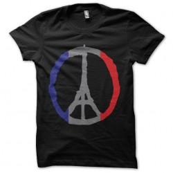 tee shirt paris pray peace...