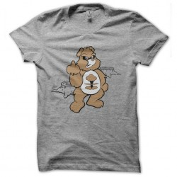 nuclear t-shirt bisounours...