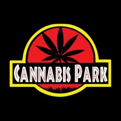 cannabis park t-shirt black...