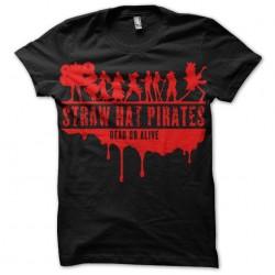 tee shirt One piece  Straw...