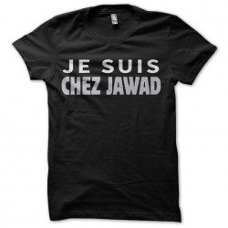 Jawad shirt black sublimation