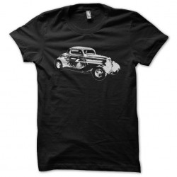 T-shirt ZZ Top Hot Rod black sublimation