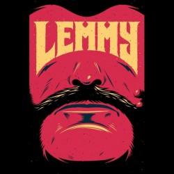 tee shirt lemmy motorhead affiche  sublimation