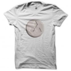 white sublimation taz mitsubishi tee shirt
