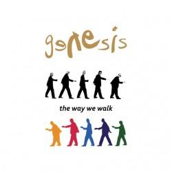 Tee shirt Genesis the way we walk  sublimation