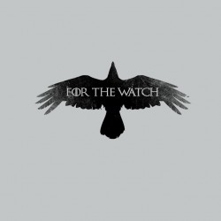 Game of thrones t-shirt For the watch gray sublimation