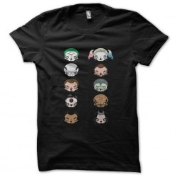 suicide squad t-shirt humor...
