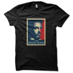 Tee shirt I AM IRONMAN...