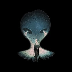 tee shirt xfiles roswell black sublimation