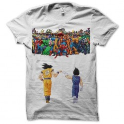 tee shirt Dragon ball vs...