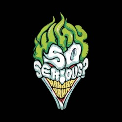 tee shirt joker why so serious  sublimation