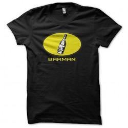 t-shirt barman parody...