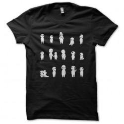 tee shirt spirits of nature...