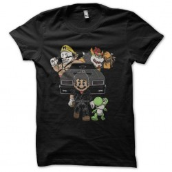 tee shirt mario moonwalker...