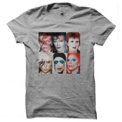 david bowie t-shirt vs lady...