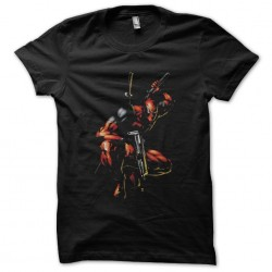 Deadpool black sublimation...