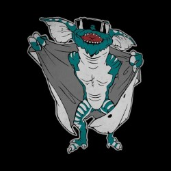 tee shirt gremlins pervers  sublimation