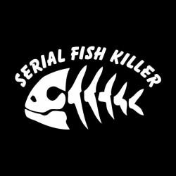 tee shirt serial fish killer tshirt sublimation