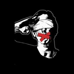 shirt revolution censorship black sublimation