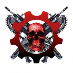 Gears of war fan art logo...
