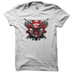 Tee shirt gears of war fan art logo  sublimation
