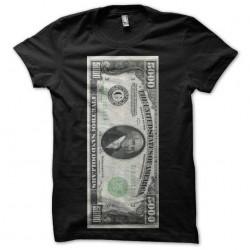T-shirt us dollar 5000...