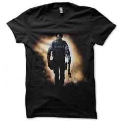 tee shirt swat team police...