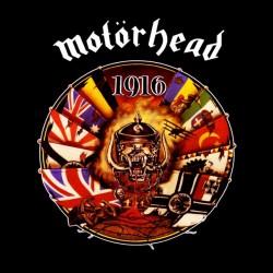 motorhead t-shirt 1916 black sublimation