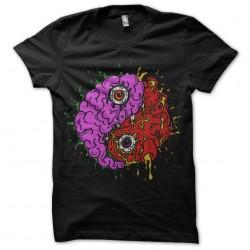 black neon sublime t-shirt