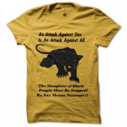 black panthers t-shirt...