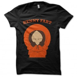 tee shirt kenny fart south...