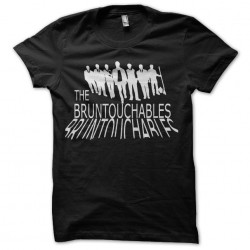 tee shirt bruntouchables...