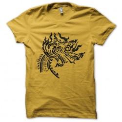 t-shirt nagathailand yellow...