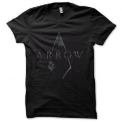 tee shirt arrow black...