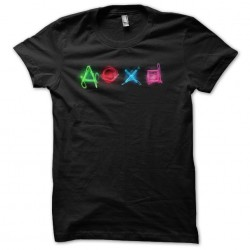 tee-shirt playstation 4...
