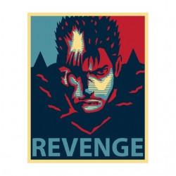 tee shirt ken le survivant revenge sublimation
