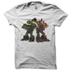 Tee shirt autobot jumeaux en  sublimation