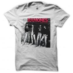 tee shirt ramones russia...