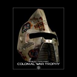 galactica colonial war sublimation t-shirt