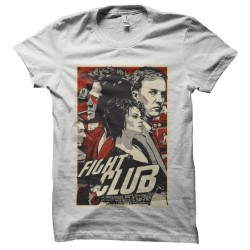 tee shirt fight club comics...